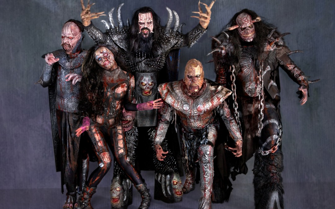 Finnish Heavy Rock Band Legends Lordi Plus Local's Capture The Crown, Polaris, And Rock Supergroup Heard Of Cows? To Play Legion