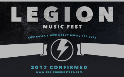 Legion Music Fest 2017 Confirmed, Fully Funded
